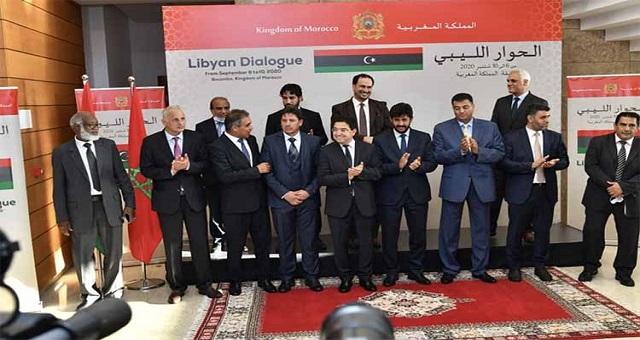 Japon, Etats-Unis, Koweït… applaudissent l'implication du Maroc dans le dialogue libyen