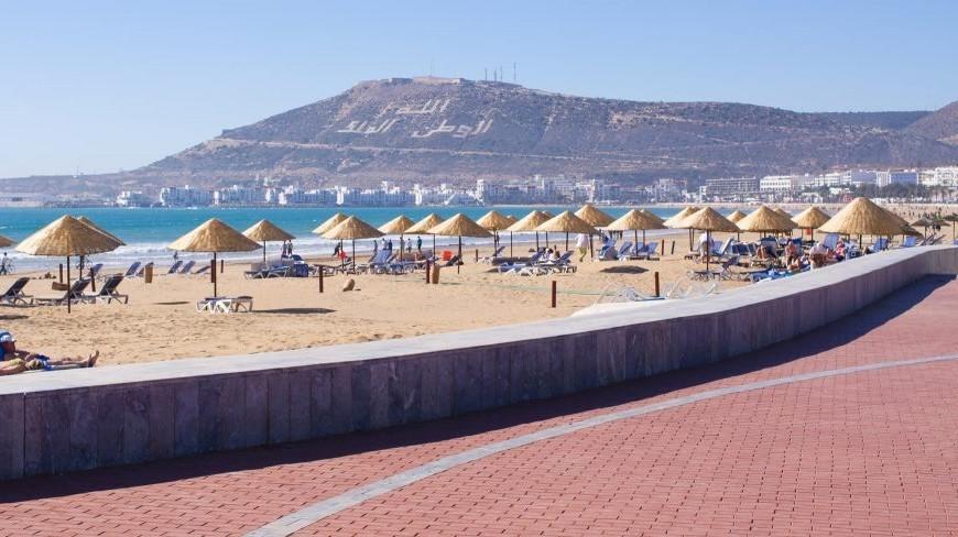 Relance du tourisme: Agadir a reçu son premier groupe de touristes britanniques