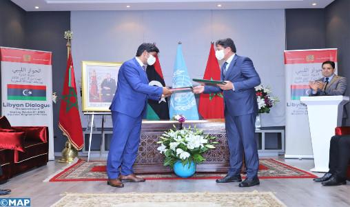 Dialogue inter-libyen: Accords conclus pour le choix des titulaires des postes de souveraineté