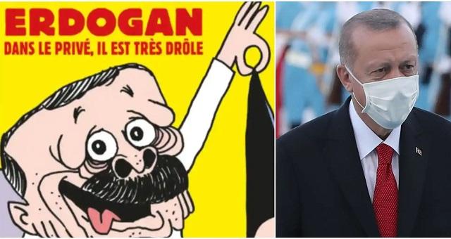 Erdogan caricaturé par Charlie Hebdo: Ankara promet des représailles