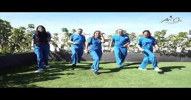 Casablanca: Le personnel de la clinique dentaire Art's Clinic participe au