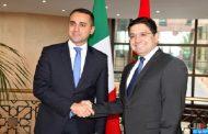 Maroc/Italie: Volonté d'élever la coopération bilatérale au plus haut niveau