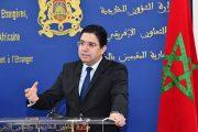 """Nasser Bourita : """"Nous sommes devant des bandits au vrai sens du terme"""""""