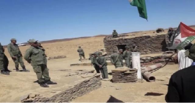 Alerte aux camps de Tindouf suite à un crime abominable : Des sahraouis brûlés vifs par l'armée algérienne!