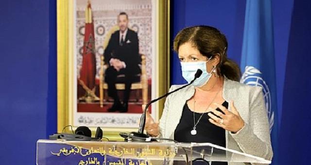 Stephanie Williams: « Le 2e round du dialogue inter-libyen qui se déroule à Bouznika constitue une véritable occasion pour mettre définitivement fin à ce long conflit»