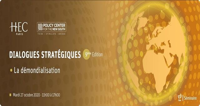 « La Démondialisation » au cœur de la 9ème édition des Dialogues Stratégiques