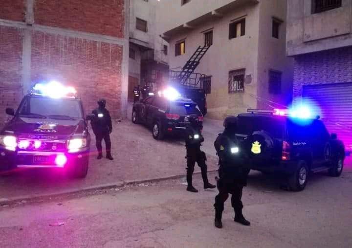 BCIJ: Démantèlement d'une cellule terroriste active à Tanger