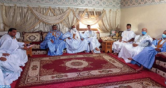 Dakhla: Les chioukhs des tribus sahraouies saluent la décision américaine sur la marocanité du Sahara