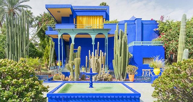Marrakech: Réouverture aujourd'hui du Jardin Majorelle et du Musée Berbère