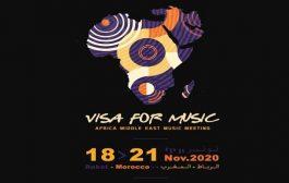 L'édition 2020 de Visa For Music aura lieu du 18 au 21 novembre