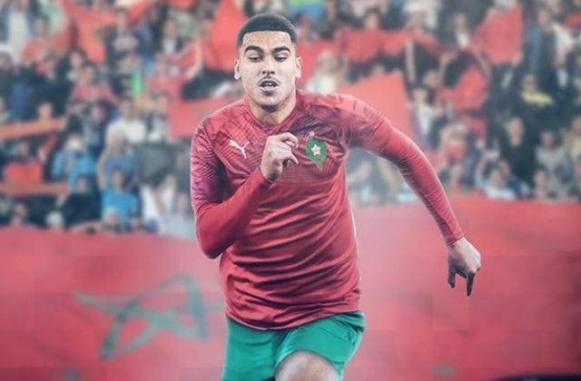 FIFA: Zakaria Aboukhlal autorisé à porter le maillots des lions de l'Atlas