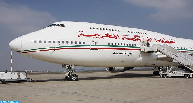 Suspension des vols de passagers en provenance et à destination de la France et de l'Espagne