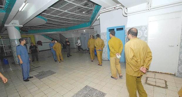 Droits de l'homme: Une centaine d'Algériens croupissent dans les prisons pour leurs opinions