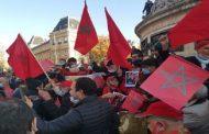 La diaspora marocaine manifeste pacifiquement à Paris, le polisario opte pour la violence