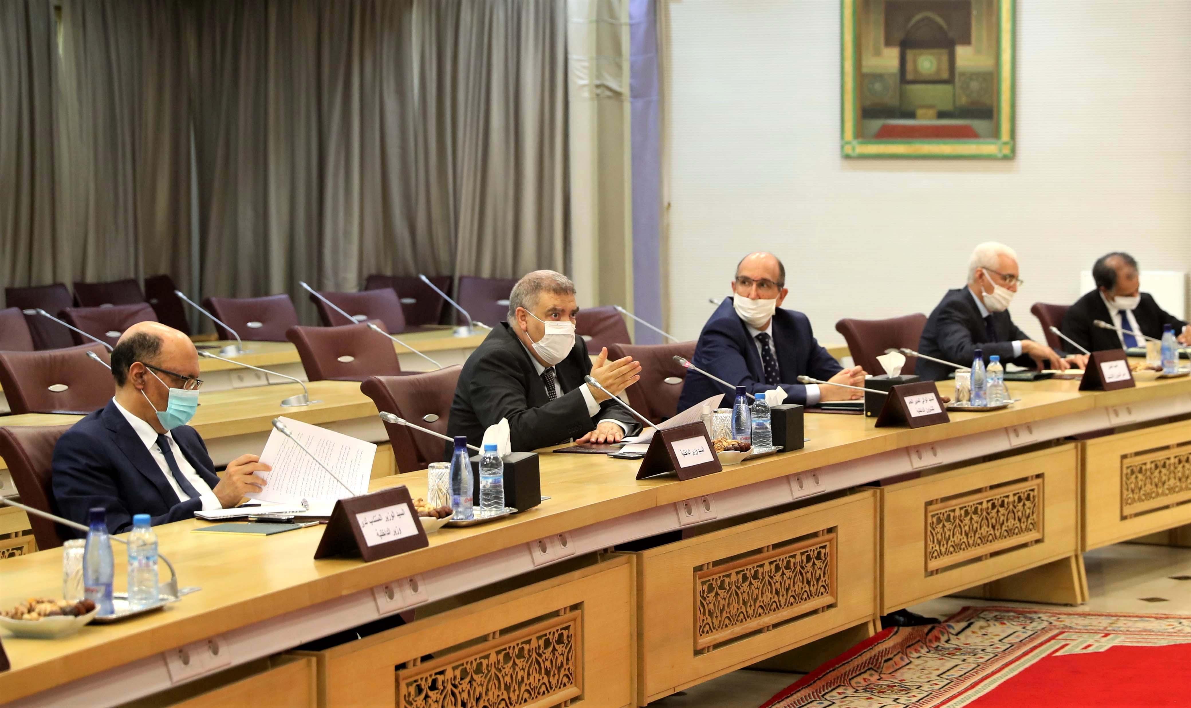 Le ministère de l'Intérieur devant le défi de la réussite des échéances électorales