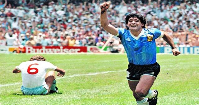 Maradona,