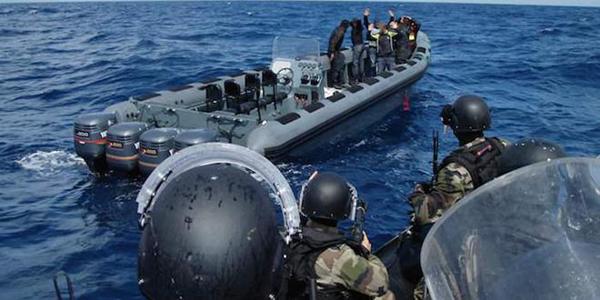 Marine Royale: une nouvelle saisie de 2 tonnes de chira au large d'Al Hoceima