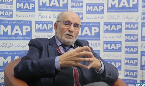 Guerguarate: Ali Najab salue l'intelligence et le sang-froid des éléments des FAR