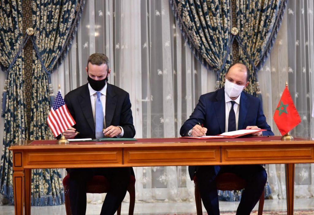 Maroc-Etats-Unis: deux accords pour promouvoir l'investissement