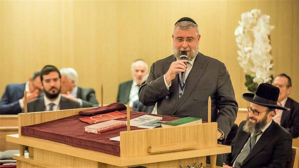 La Conférence des rabbins européens salue le courage politique de SM le Roi Mohammed VI