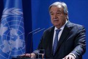 S.M. le Roi félicite Antonio Guterres pour sa reconduction au poste de Secrétaire général de l'ONU