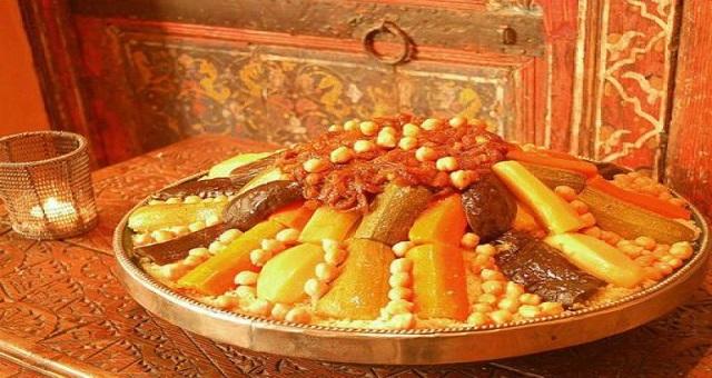 Le Maroc, l'Algérie, la Tunisie et la Mauritanie réunis autour d'un couscous aux multiples saveurs