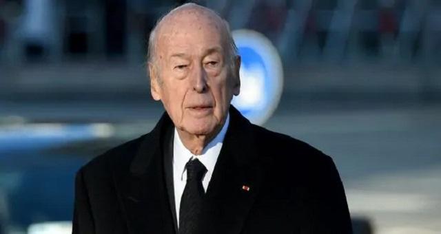 L'ancien président français Giscard d'Estaing est mort, du Covid-19, à 94 ans