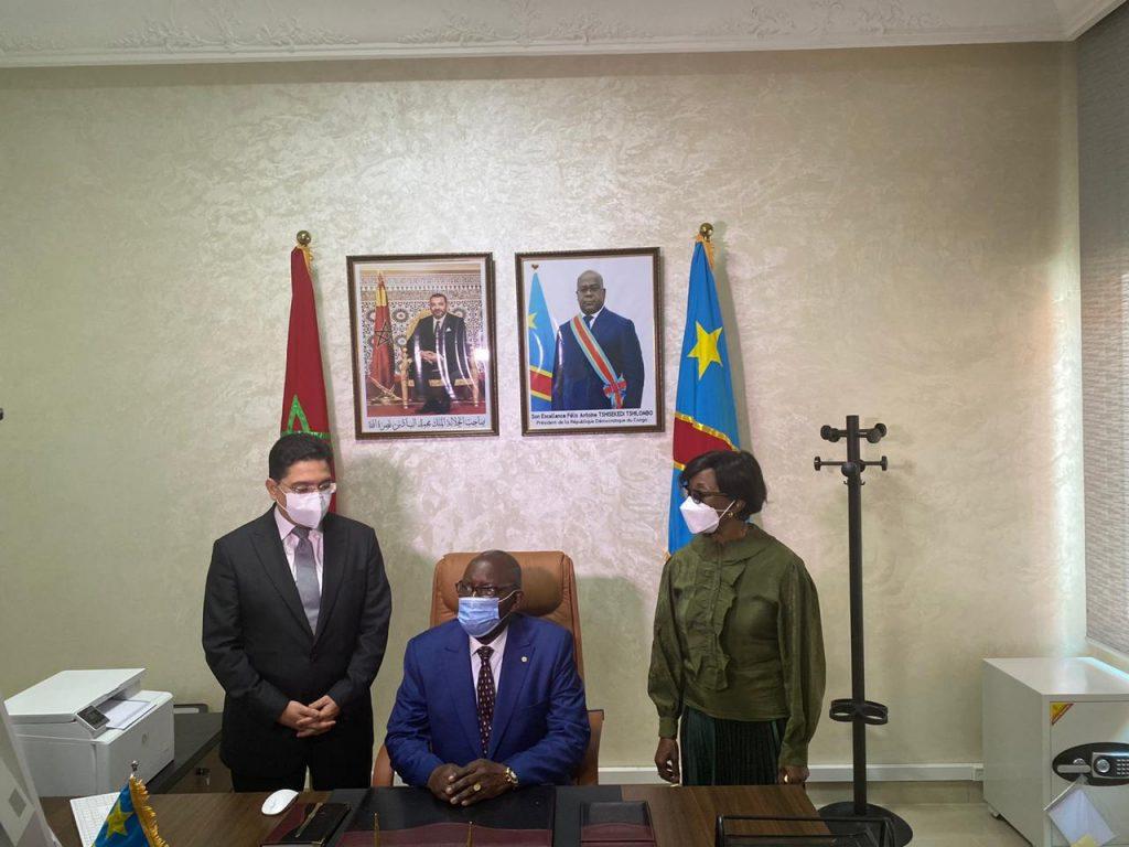 La RDC devient le 9ème pays à ouvrir un consulat à Dakhla