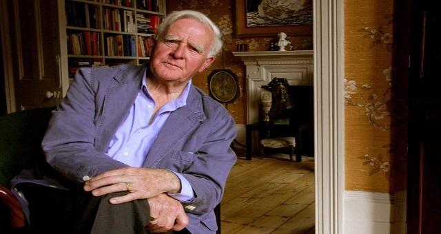 John Le Carré, maître britannique du roman d'espionnage, est mort à 89 ans