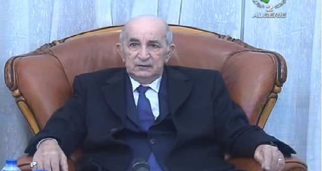 Le président Tebboune de retour en Algérie après deux mois d'absence