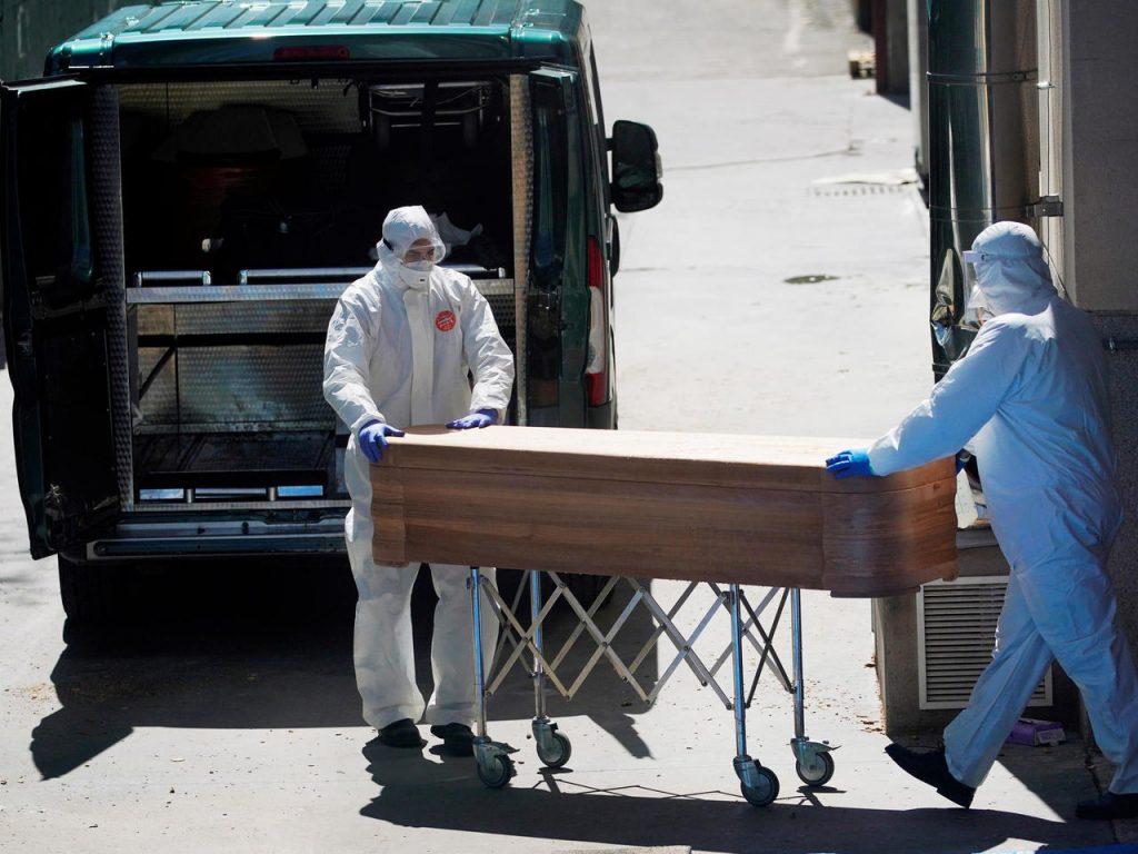 Bilan officiel: La covid19 a fait 50.000 morts en Espagne
