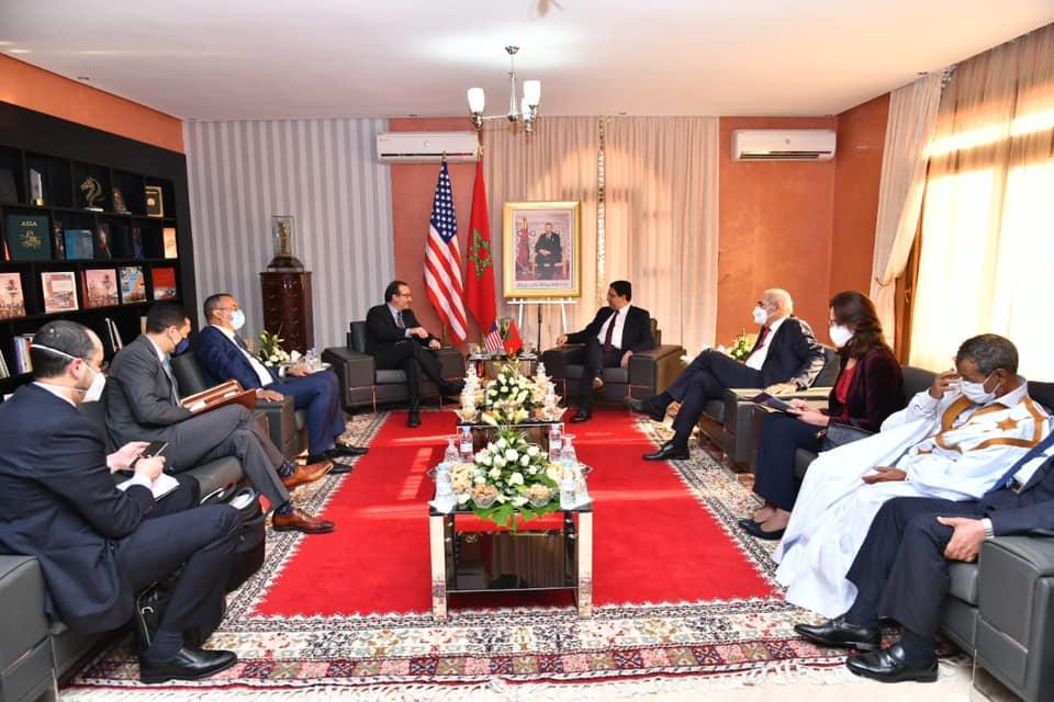 Une délégation américaine de Haut niveau visite les locaux du futur consulat général US à Dakhla
