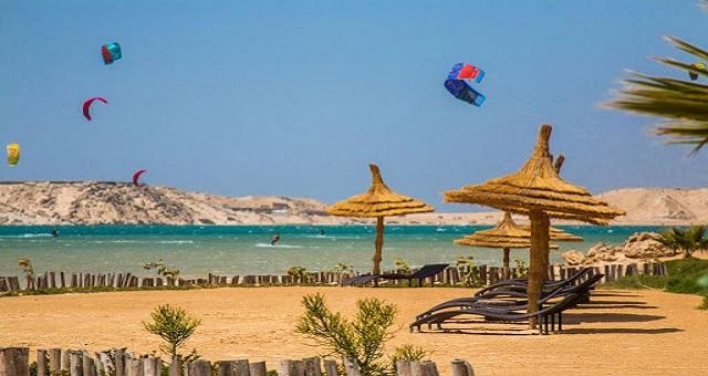 Les professionnels du tourisme en visite à Dakhlapour promouvoir cette destination