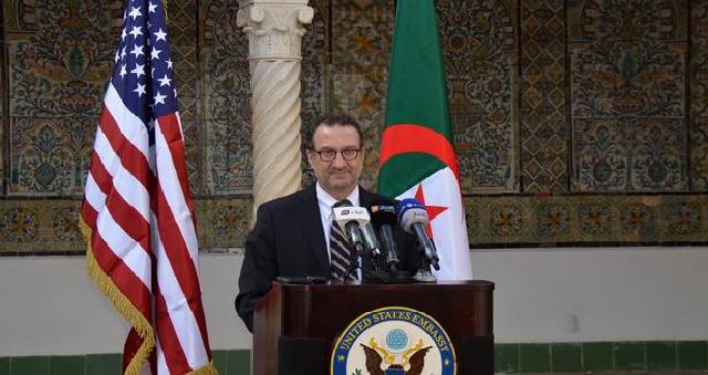 A Alger, Schenker réaffirme la reconnaissance américaine de la souveraineté marocaine sur son Sahara