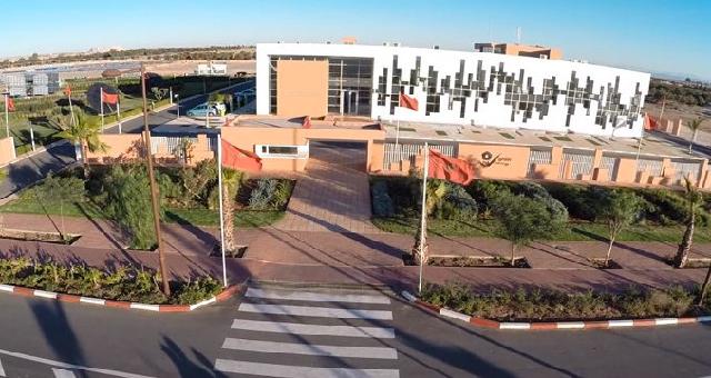 Lancement à Benguérir des travaux de construction d'un centre de recherche sur les réseaux électriques intelligents