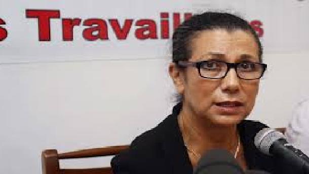 Luisa Hanoune: «La situation politique et sociale en Algérie est désastreuse»
