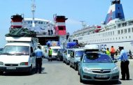 Opération Marhaba 2021: arrivée du premier navire des MRE au port de Tanger Med