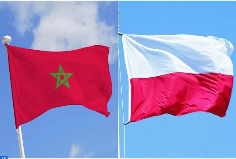 Les provinces du Sud du Maroc attirent les opérateurs économiques polonais