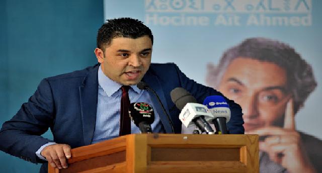 Le parti de l'opposition FFS dénonce de fausses solutions à une vraie crise multidimensionnelle en Algérie