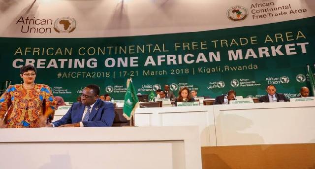 Zone de libre-échange continentale africaine: Lancement officiel des échanges commerciaux