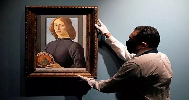 Un Botticelli à 80 millions de dollars aux enchères