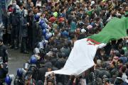 Algérie : Les étudiants du Hirak dans la rue au 1er jour du ramadan