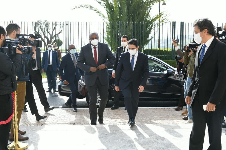 Le chef de la diplomatie du Burundi réitère le soutien de son pays à l'intégrité territoriale du Maroc