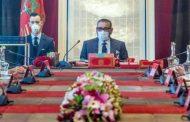 Sa Majesté le Roi Mohammed VI préside un Conseil des ministres à Fès