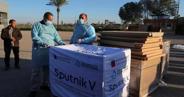 Gaza reçoit 20.000 doses de vaccins anti-Covid en provenance des Emiratsarabes unis