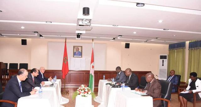 Le Burundi se félicite de la décision du Maroc d'ouvrir une Ambassade au Burundi et décide de maintenir son consulat à Laâyoune