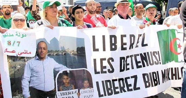 Algérie : Douze prisonniers d'opinion en grève de la faim pour dénoncer leur incarcération injuste
