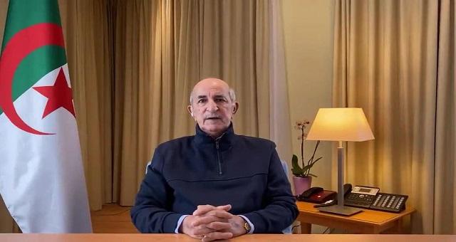 Le président Tebboune de retour en Algérie après un mois de soins post-Covid en Allemagne