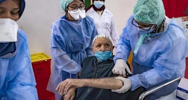 Covid-19: Plus de 2,2 millions de personnes vaccinées au Maroc