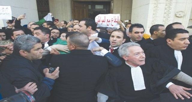 Les avocats des barreaux de Blida et d'Alger boycottent les audiences